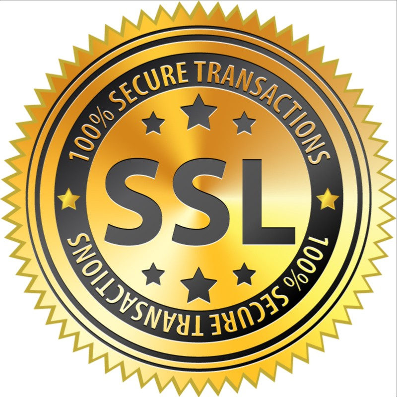Garanties sécurité : CERTIFICAT SSL (Secure Socket Layer).
